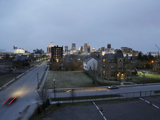 What a difference 10 years makes in Detroit