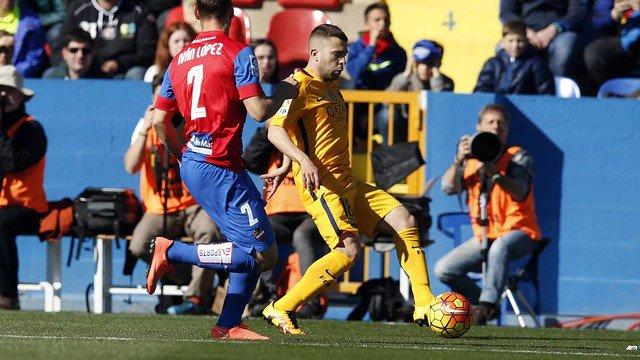 Lionel Messi, Barcelona, Hasil Levante vs Barcelona, Luis Suarez, Levante vs Barcelona