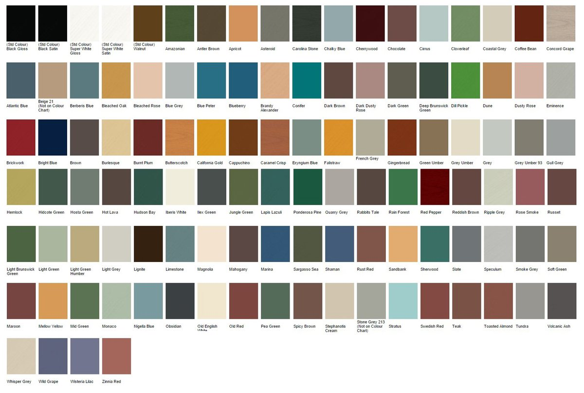 Cabin living on twitter which colour would you paint your garden log cabin from the sadolin - Sadolin exterior wood paint image ...
