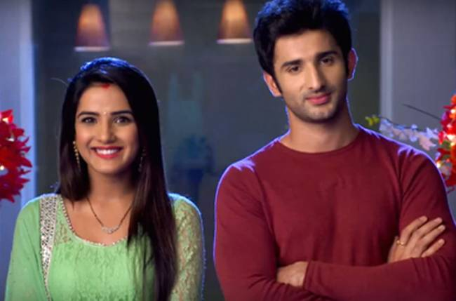 Twinkle and Kunj in Tashan E Ishq Image-Picture
