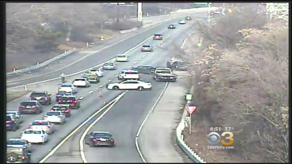 TRAFFIC ALERT: Multi-Vehicle Crash Causing Delays On Westbound I-76