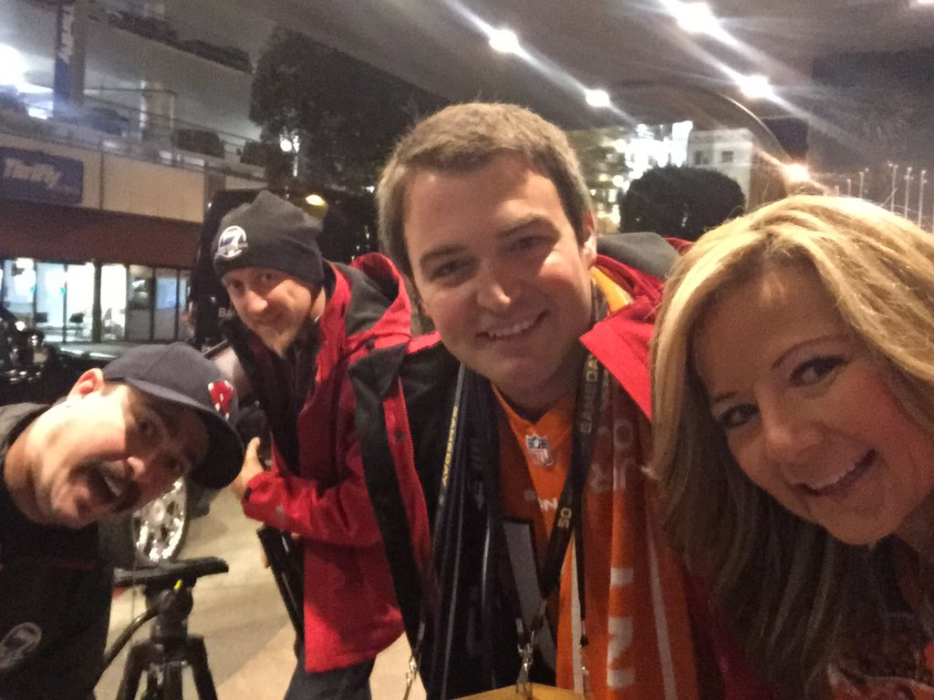 It's the final day! Our crew live on the streets San Francisco all morning. SB50 @DenverChannel
