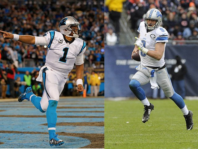 @RobParkerWXYZ before SuperBowl50: Matthew Stafford was supposed to be Cam Newton.
