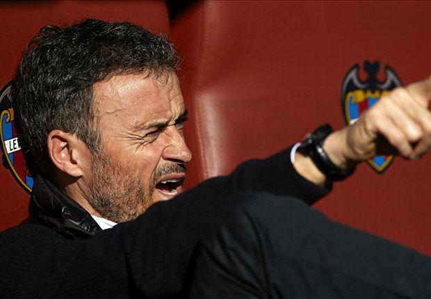 Luis Enrique, Barcelona, Levante, Josep Guardiola