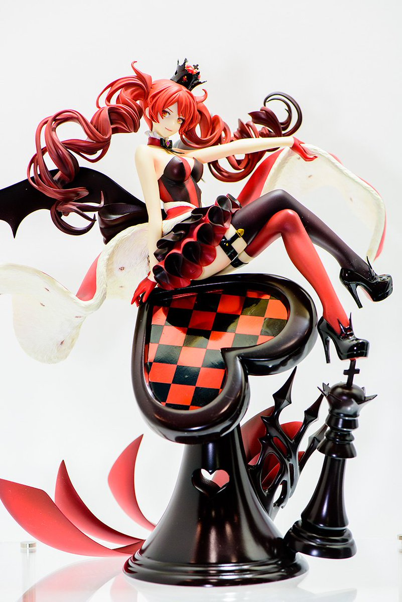 FairyTale ハートの女王 #wf2016w https://t.co/vwP5NiZrxA