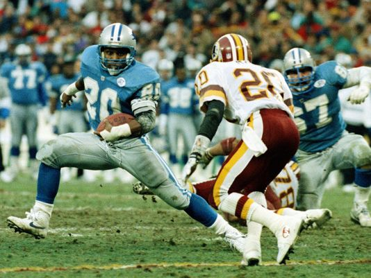 Barry Sanders: Calvin retirement would be 'devastating'