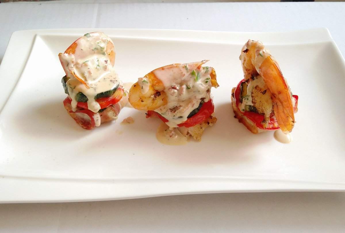 Mydine in on twitter mozzarella infused moroccan for Meatball canape
