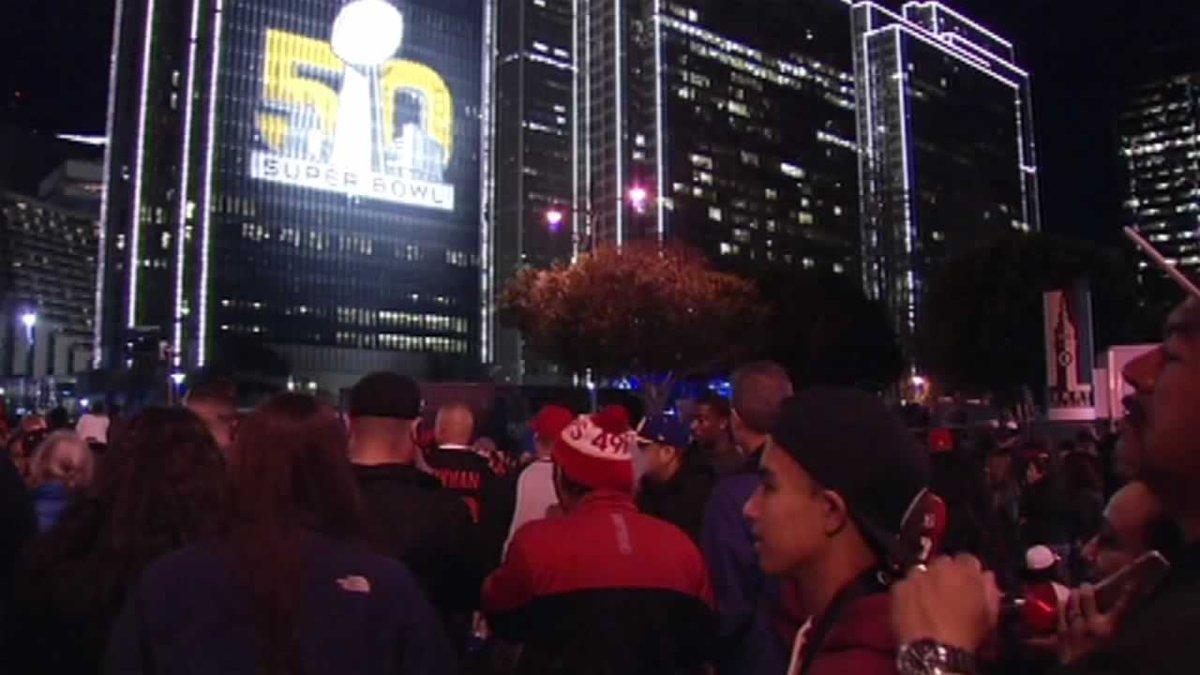 SB50 festivities in San Francisco coming to close before big game today in Santa Clara