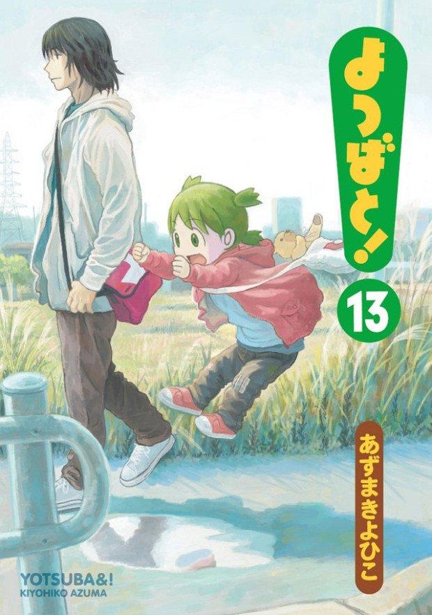 New CWR post: Yotsuba&! to Return in May from @YenPress https://t.co/aubMjEHdiJ https://t.co/RRiji1tTG8