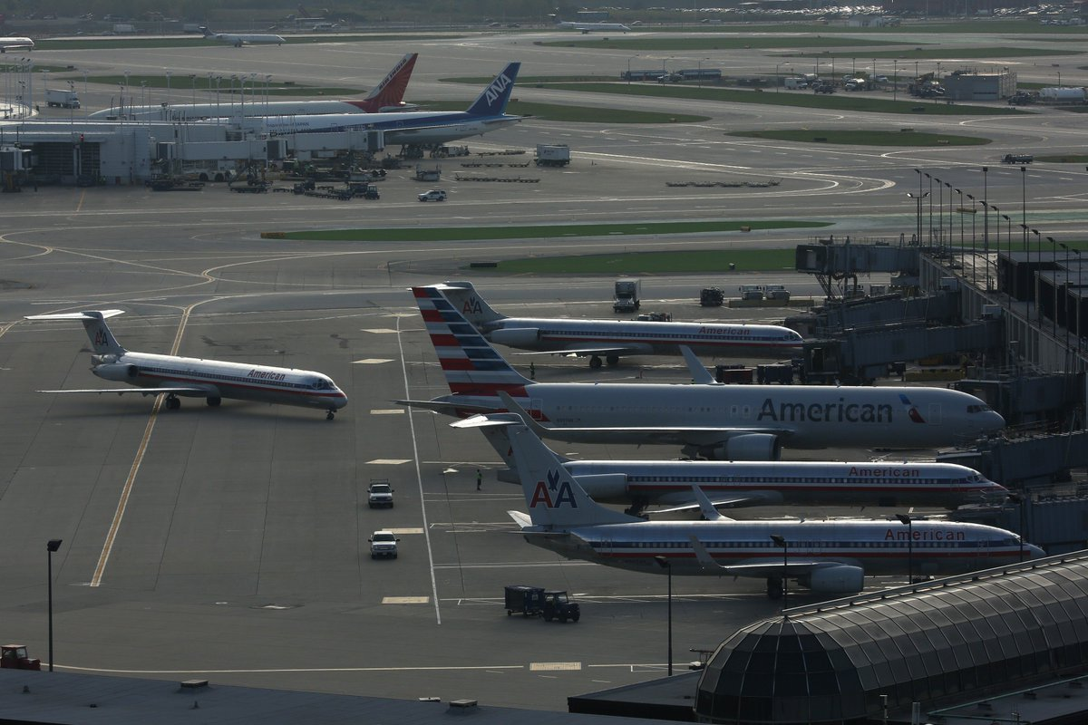 5 new gates to be built at O'Hare are scheduled to be ready by 2018.