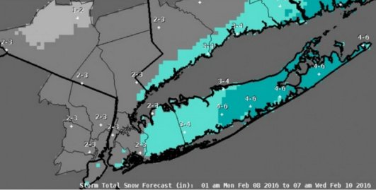 Ready for more? 3 straight days of snow possible for Long Island https://t.co/Z6NL5wFNBs https://t.co/18REifmV3A