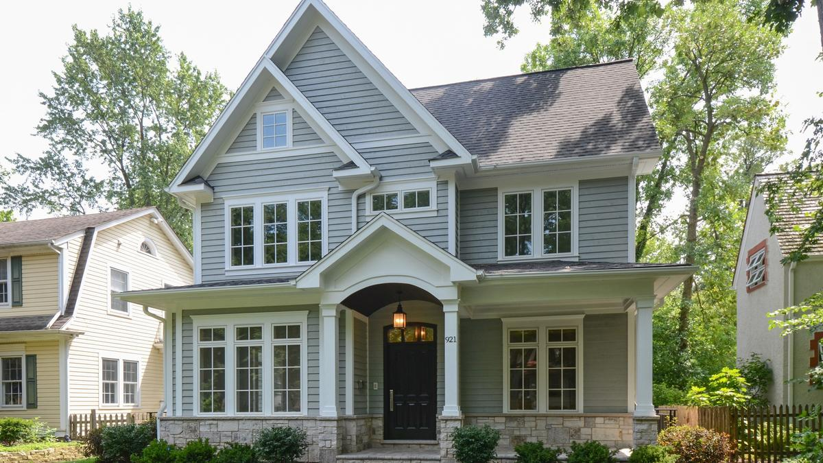 In Wilmette, $1,895,000 will get you this house, our dream home of the day.