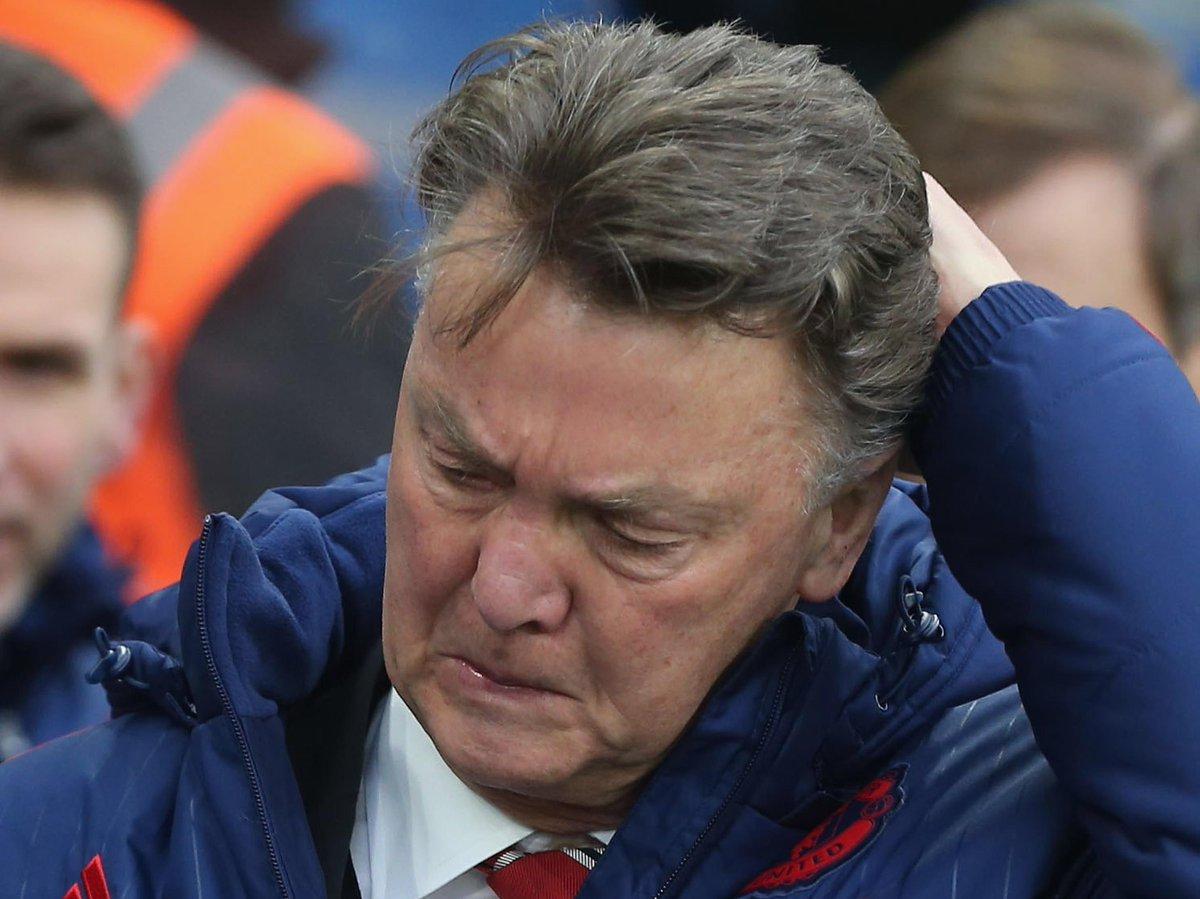 Louis Van Gaal, Manchester United, Chelsea