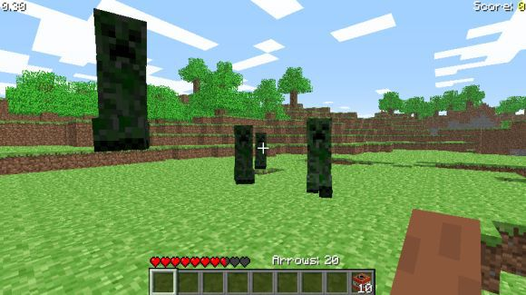 minecraft play for free online
