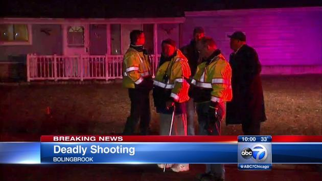 1 dead, 1 wounded in Bolingbrook shooting