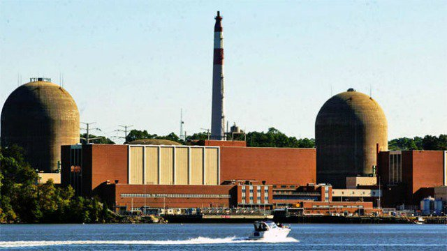 Indian Point Groundwater Has