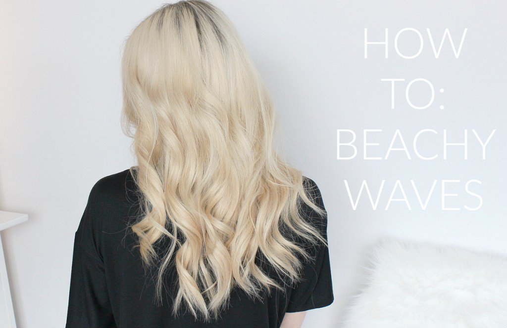HOW TO GET BEACH WAVES #bbloggers #hairstyle https://t.co/h6S0McrgPg https://t.co/gAX2QTTvcc