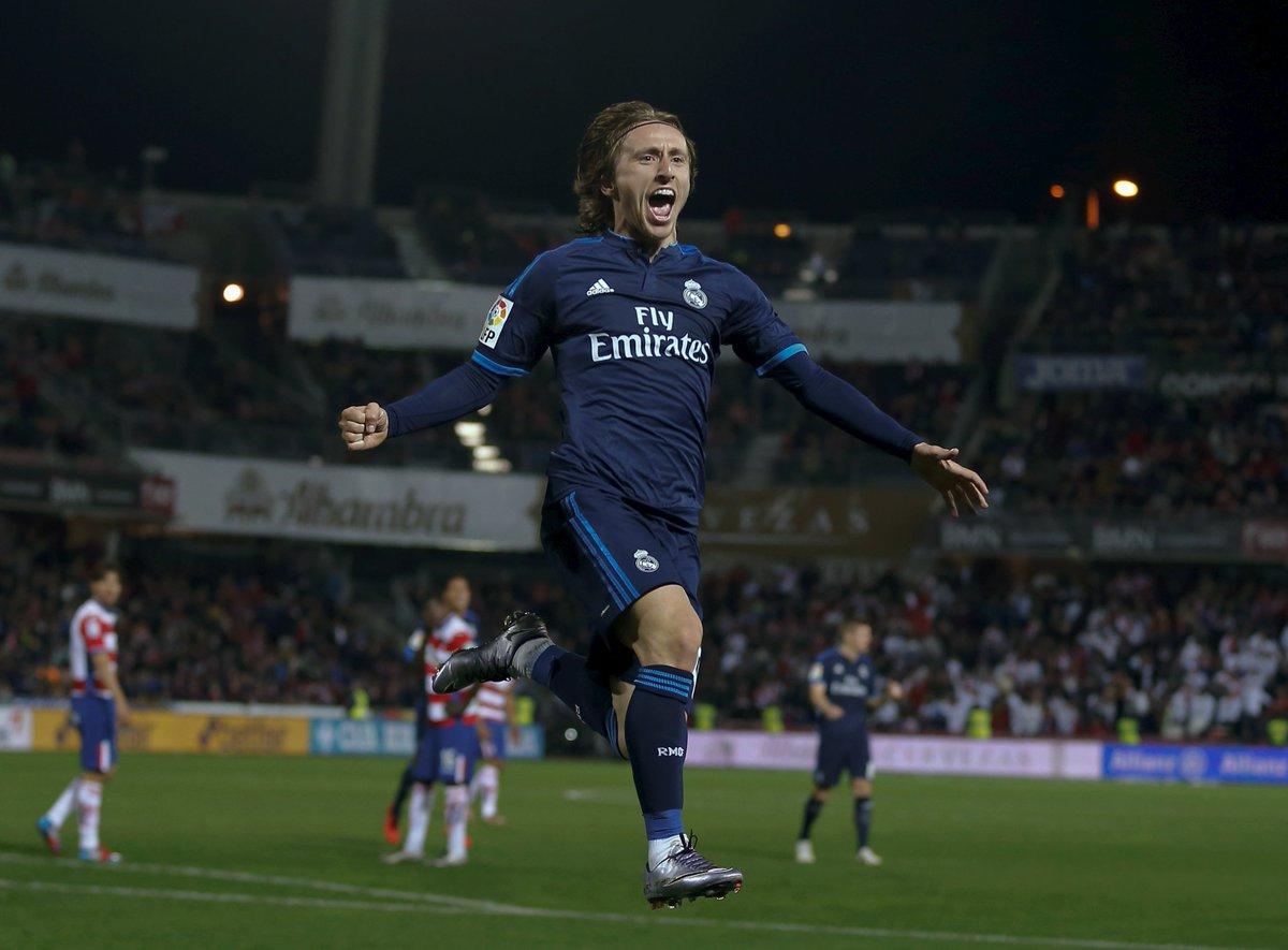 Zinedine Zidane, Real Madrid, Luka Modric, Granada