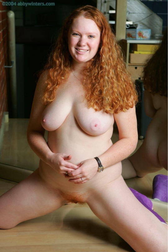 Nude ginger girls pics