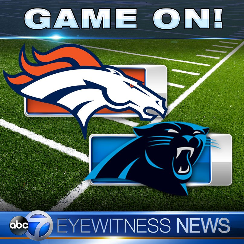Here we go! Who are you rooting for in SB50?