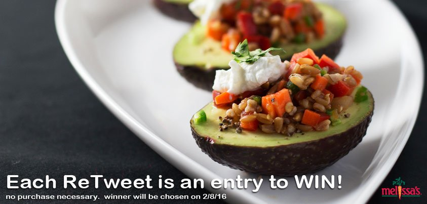 ReTweet for your chance to be a #ProduceBowl MVP. #SuperBowl #SB50 https://t.co/3IsKwXhnrE