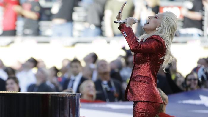 Lady Gaga's anthem tasteful, robust, says @gregkot