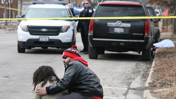 4 shot in Englewood, 1 killed in Humboldt Park shooting