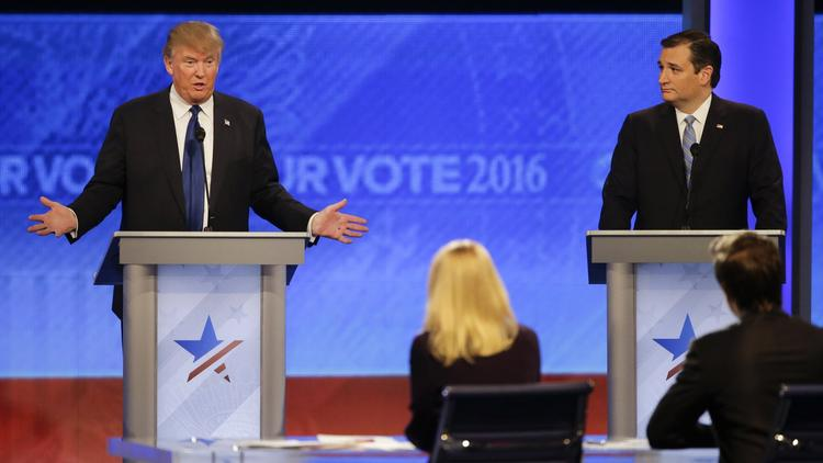 Was it a Trump bump? Republican primary debate scores 13.18 million viewers for ABC