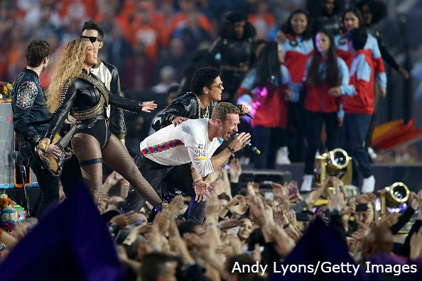 What did you think of the SB50 HalftimeShow? SB50CBSPhilly PHOTOS -->