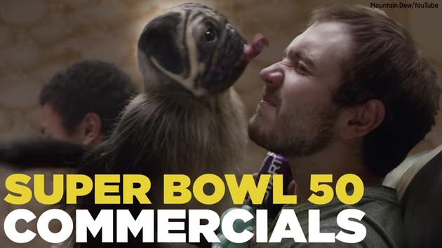 These are the Super Bowl commercials everyone is talking about: SB50