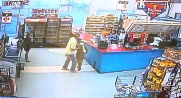 Eight-year-old boy robs store at gunpoint