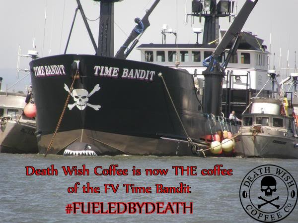 @DeathWishCoffee #SB50 BEST COMMERCIAL OF THE NIGHT! #Vikings #WaketheCupUp #fueledbyDeath https://t.co/Bi4hXYjMWW