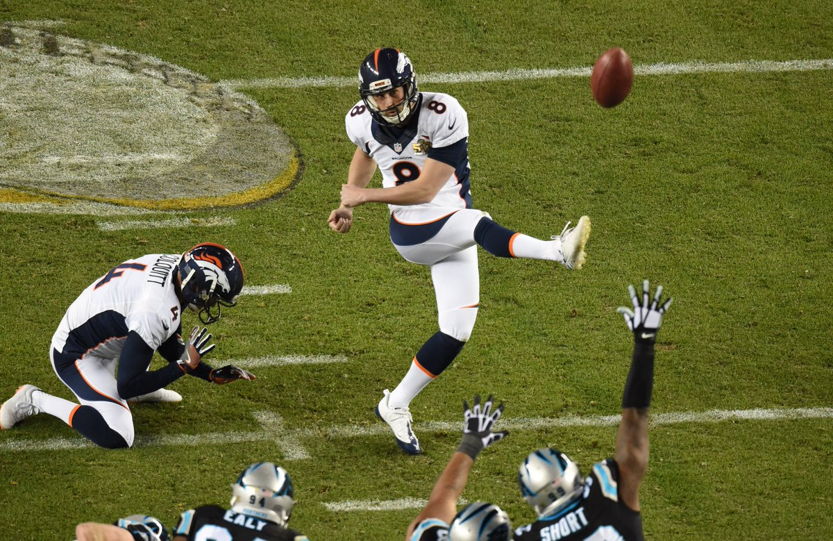 The MVP of Super Bowl 50 may end up being the highest scoring player, the @Broncos kicker.