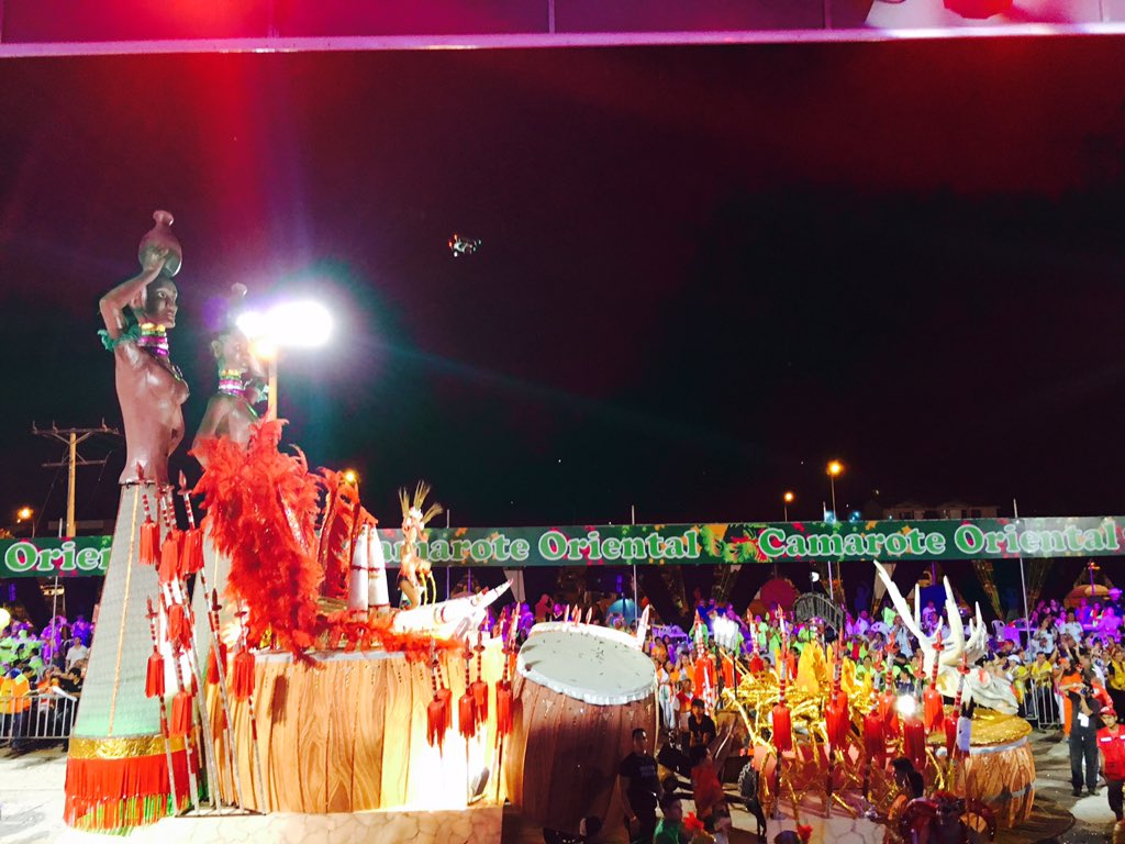 Santa Cruz Carnival was a hell of a party! #CarnavalBoliviano thanks for letting me be one of the Pichones. https://t.co/pDcbu4dqCb