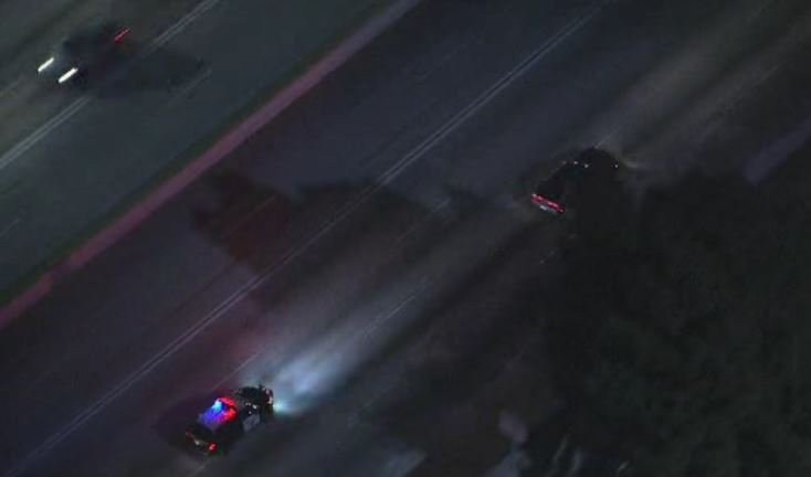 CHP pursues possible road rage suspect in Dodge Challenger. WATCH LIVE