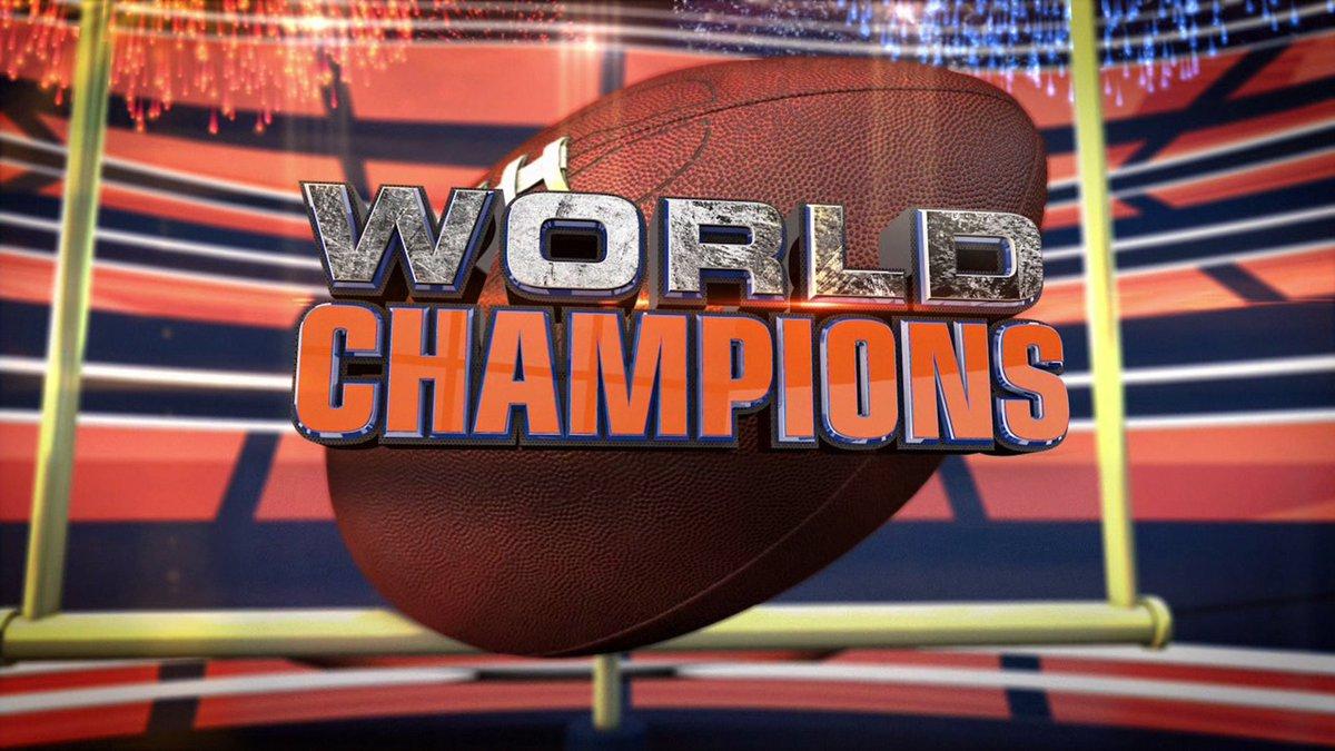 Congratulations @Broncos