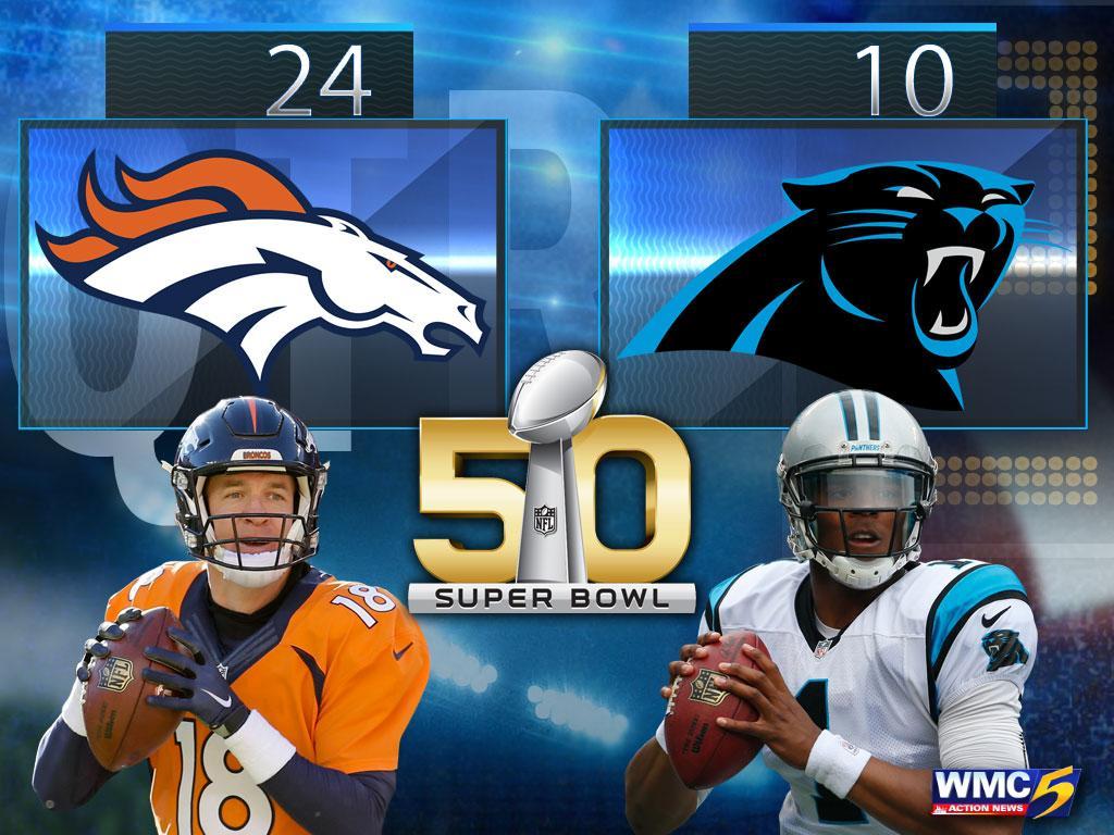 Broncos are SB50 Champions! Recap. >>