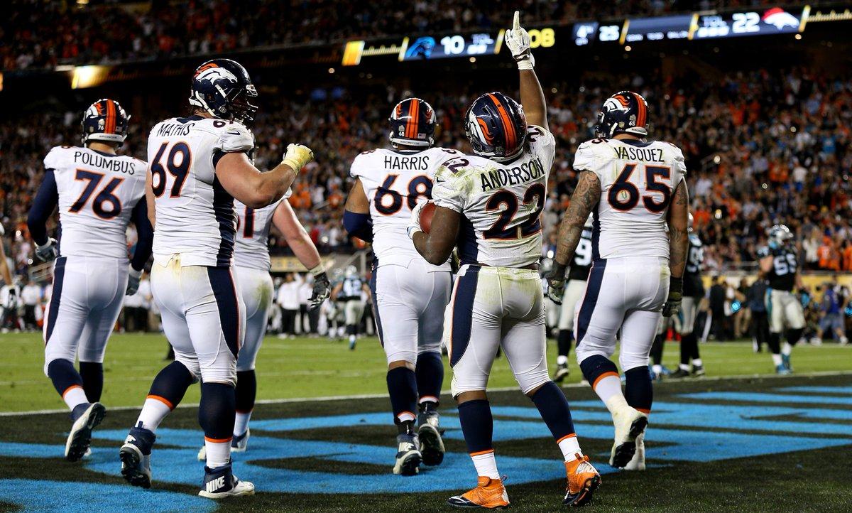 Denver Broncos beat Carolina Panthers 24-10 in Super Bowl 50