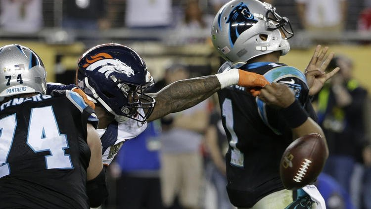 Broncos rely on defense to beat Panthers in Super Bowl 50
