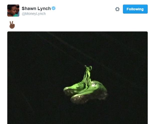 Seahawks' Marshawn Lynch Super Bowl Tweet adds to speculation he is retiring from football.