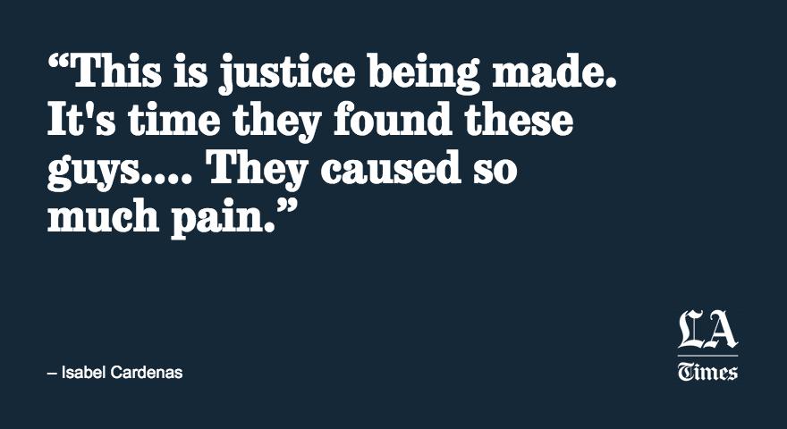Arrests in 1989 El Salvador priest massacre elicit shock, happiness — and a hope for justice