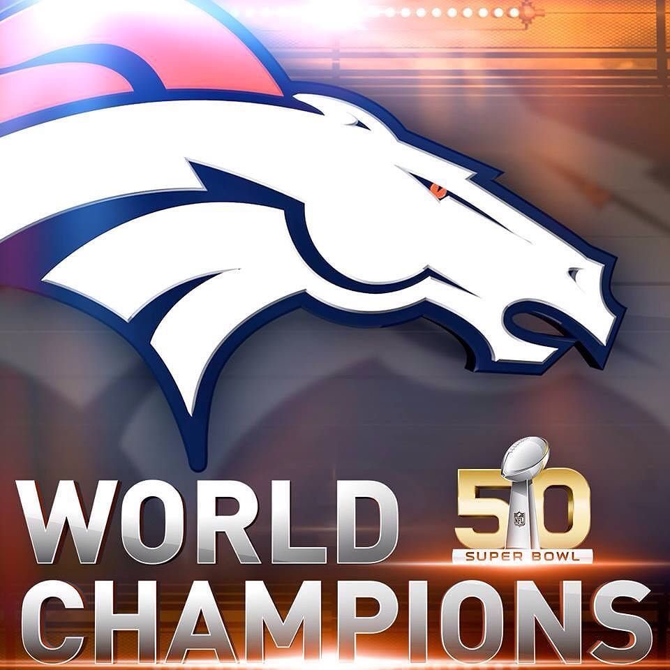WorldChampions! WeAreBRONCOS SB50The parade to celebrate the Broncos is on Tuesday at…