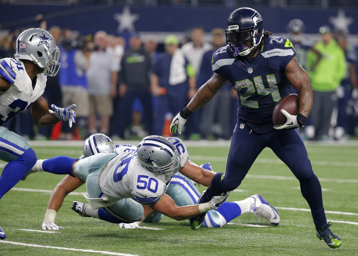 The Seahawks have confirmed Marshawn Lynch is retiring from football. @bcondotta has more