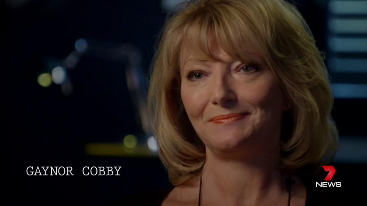 DARLENE: Anita cobby sister