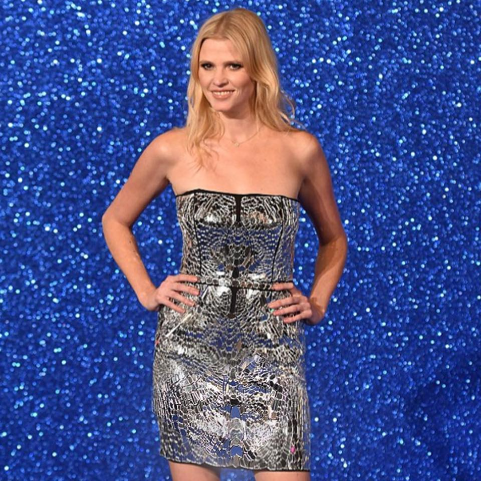 Sass Bide On Twitter Silver Lining Supermodel Larastone In Our Silver Lining Gallery Dress At The Premiere Of Zoolander2 In London Https T Co Hzh5ulgqgw