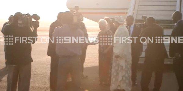 Update: australian jocelyn elliott released by jihadists has
