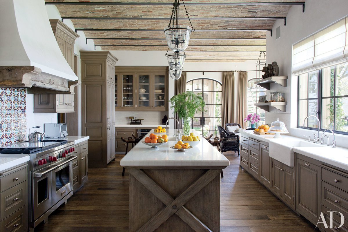 "Architectural Digest على تويتر: ""Are you a fan of farmhouse chic"