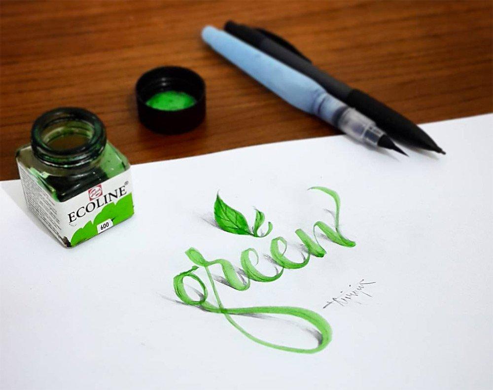 書いた文字が紙から浮かび上がって見える、「3Dカリグラフィ」。thisiscolossal.com/2016/02/new-3d…イスタンブールを拠点に活動するグラフィックデザイナー、Tolga Girgin氏の作品。 pic.twitter.com/rhpGyLYAeg