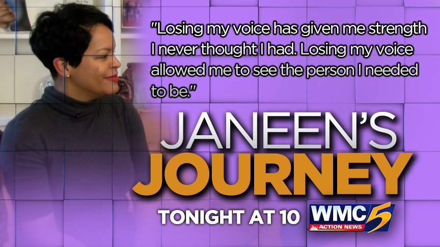 We don't know anyone stronger than .@JaneenGordon. Follow her journey on WMCAN5@10. >>wmc5