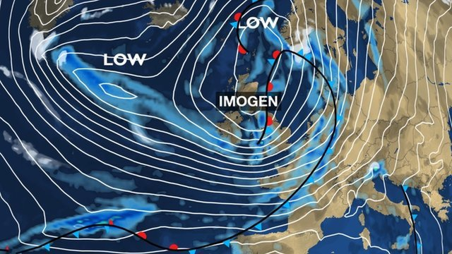 Just looked at a satellite picture of the storm over Britain. They've been imaging Imogen. https://t.co/g6k3rBo5FE